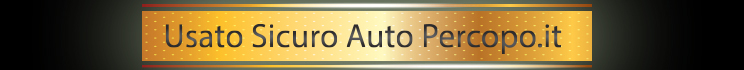 usato sicuro auto percopo